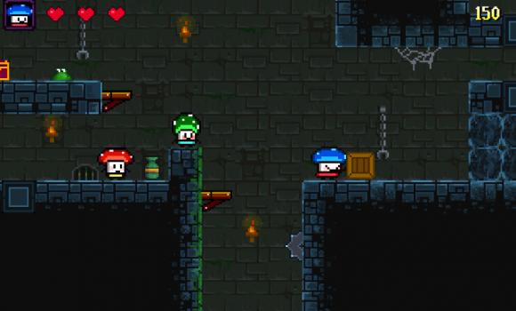 Mushroom Heroes Ekran Görüntüleri - 4