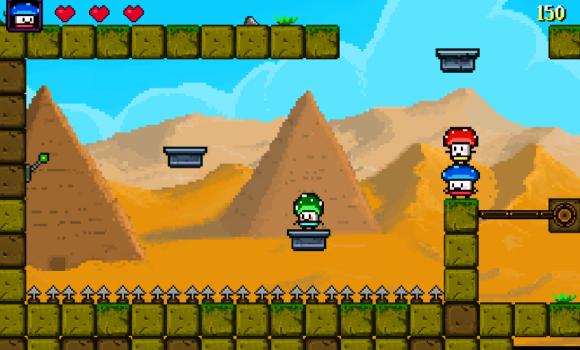 Mushroom Heroes Ekran Görüntüleri - 1