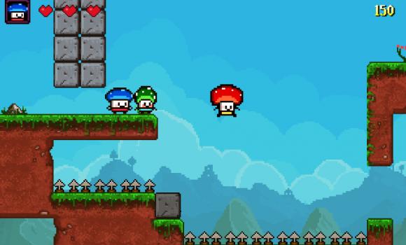 Mushroom Heroes Ekran Görüntüleri - 5