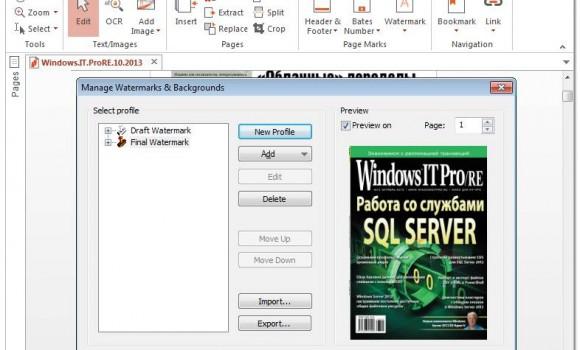 Nitro PDF Pro Ekran Görüntüleri - 1