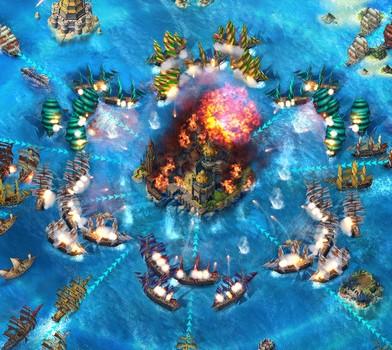 Oceans & Empires Ekran Görüntüleri - 1