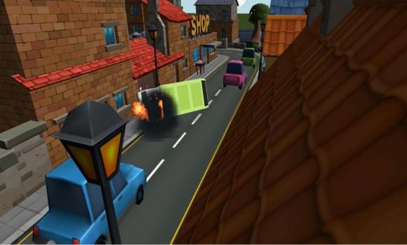 Parking Cartoon 3D Ekran Görüntüleri - 4