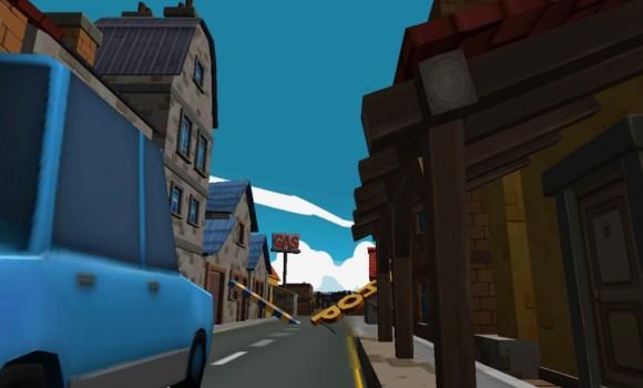 Parking Cartoon 3D Ekran Görüntüleri - 1