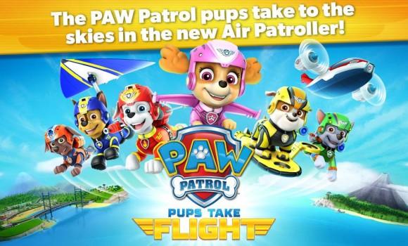 PAW Patrol Pups Take Flight Ekran Görüntüleri - 3