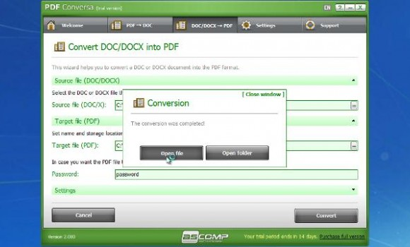 PDF Conversa Ekran Görüntüleri - 2