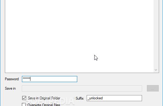 PDF Unlock Ekran Görüntüleri - 2