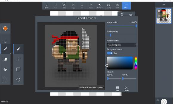 Pixel Art Studio Ekran Görüntüleri - 4