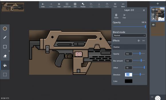 Pixel Art Studio Ekran Görüntüleri - 3