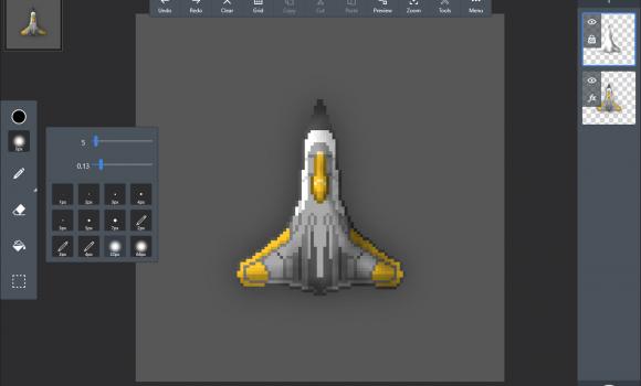 Pixel Art Studio Ekran Görüntüleri - 2