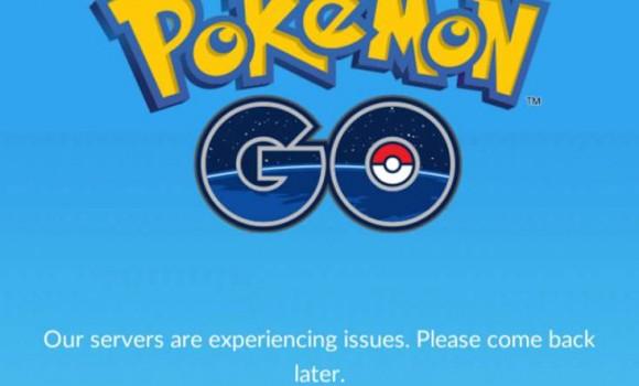 Pokemon GO Sunucu Durumu Ekran Görüntüleri - 1