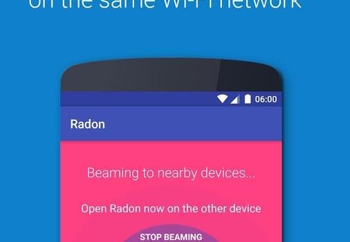 Radon Ekran Görüntüleri - 1