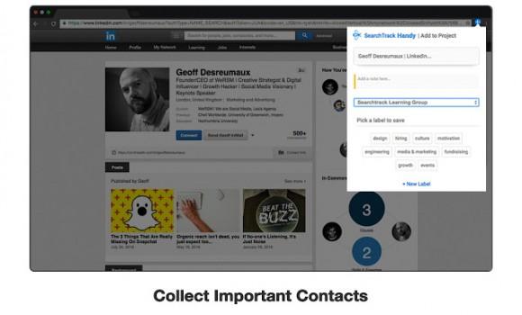 SearchTrack Ekran Görüntüleri - 3
