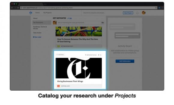 SearchTrack Ekran Görüntüleri - 2