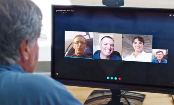 Skype Meetings Ekran Görüntüleri - 3