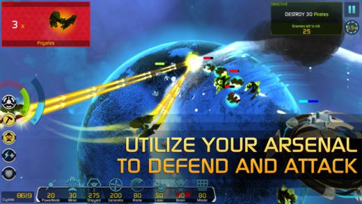 Solar Siege Ekran Görüntüleri - 5