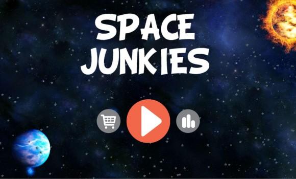 Space Junkies: A Space Journey Ekran Görüntüleri - 4