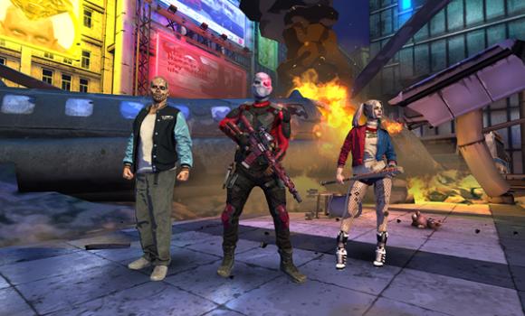 Suicide Squad: Special Ops Ekran Görüntüleri - 3