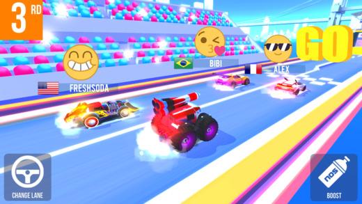 SUP Multiplayer Racing Ekran Görüntüleri - 1