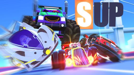 SUP Multiplayer Racing Ekran Görüntüleri - 3