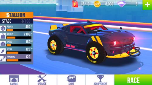 SUP Multiplayer Racing Ekran Görüntüleri - 5