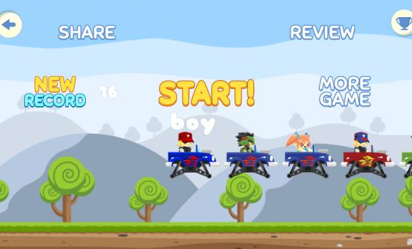 Sweet Racing Ekran Görüntüleri - 1
