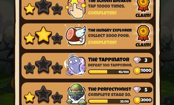 Tappymoon Ekran Görüntüleri - 2