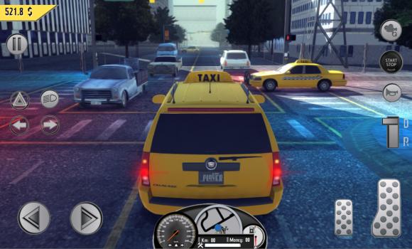 Taxi Driver 2017 Ekran Görüntüleri - 2