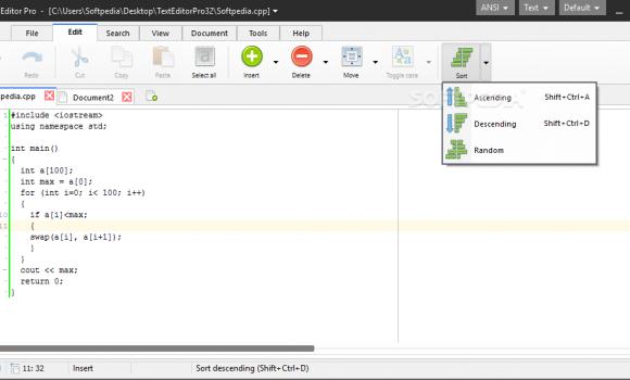 Text Editor Pro Ekran Görüntüleri - 3