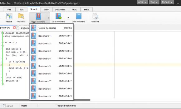 Text Editor Pro Ekran Görüntüleri - 2