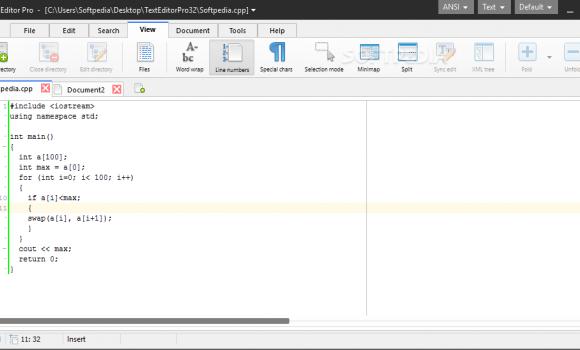 Text Editor Pro Ekran Görüntüleri - 1