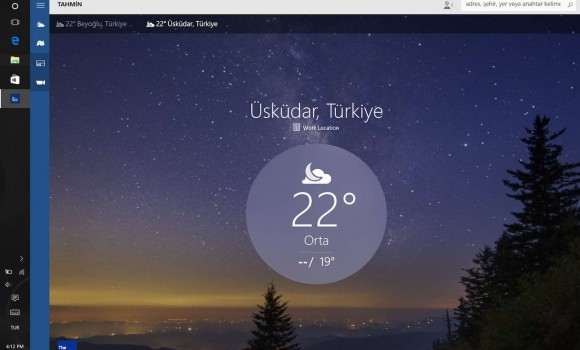 The Weather Channel Ekran Görüntüleri - 9