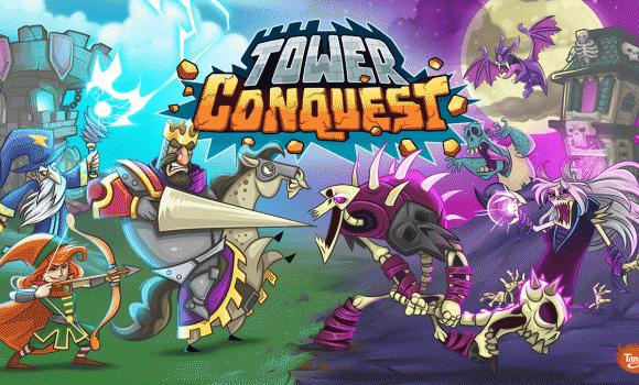 Tower Conquest Ekran Görüntüleri - 5