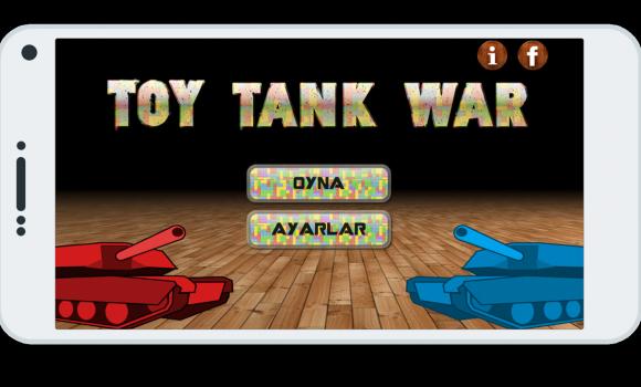 Toy Tank War Ekran Görüntüleri - 1