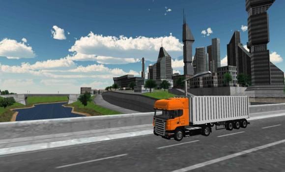 Truck Simulator: Big City Ekran Görüntüleri - 1