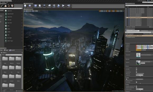 Unreal Engine Ekran Görüntüleri - 2