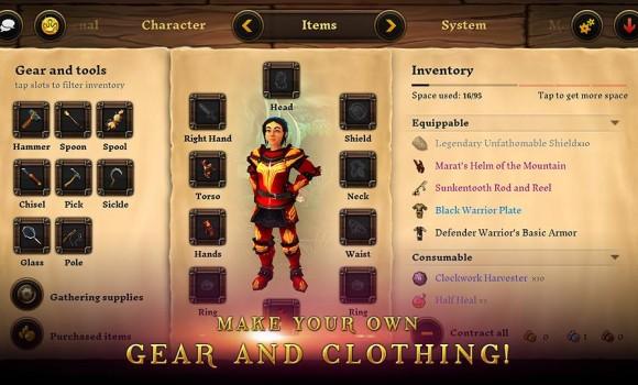 Villagers & Heroes Ekran Görüntüleri - 3