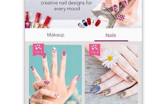 YouCam Nails Ekran Görüntüleri - 1
