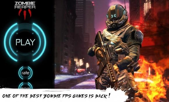 Zombie Reaper 3 Ekran Görüntüleri - 4
