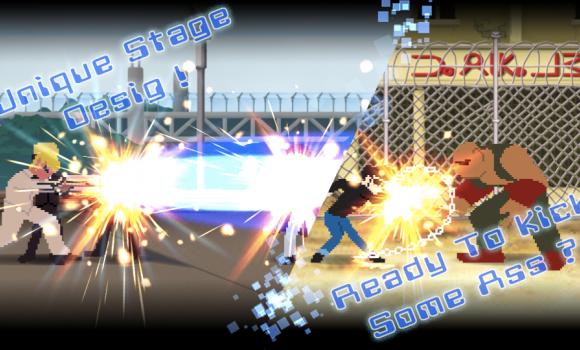8 Bit Fighters Ekran Görüntüleri - 1