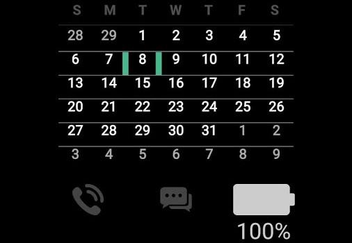 Always On Display From S7 G5 Ekran Görüntüleri - 3