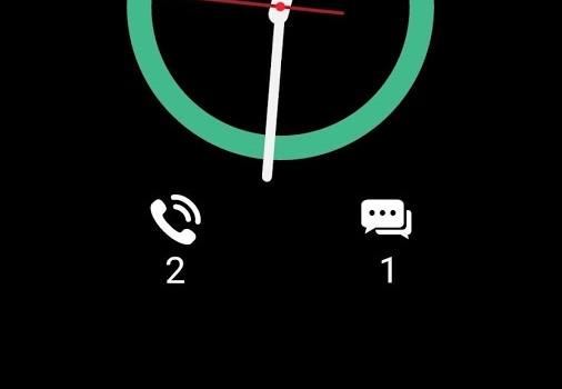 Always On Display From S7 G5 Ekran Görüntüleri - 1