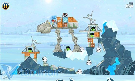 Angry Birds Ekran Görüntüleri - 4