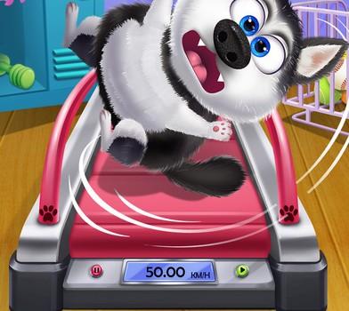 Baby Pet Clinic Vet Doctor Ekran Görüntüleri - 4