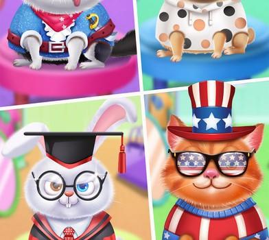 Baby Pet Clinic Vet Doctor Ekran Görüntüleri - 1