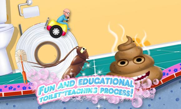 Baby Toilet Race Ekran Görüntüleri - 4