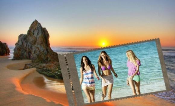 Beach Photo Frames Ekran Görüntüleri - 4