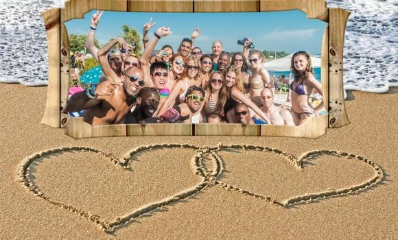 Beach Photo Frames Ekran Görüntüleri - 2