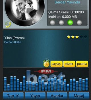 Best FM Radyo Ekran Görüntüleri - 3