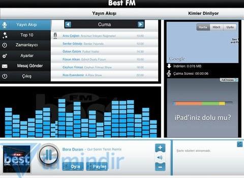 Best FM Radyo Ekran Görüntüleri - 1