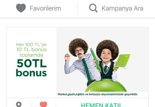 BonusFlaş Ekran Görüntüleri - 5